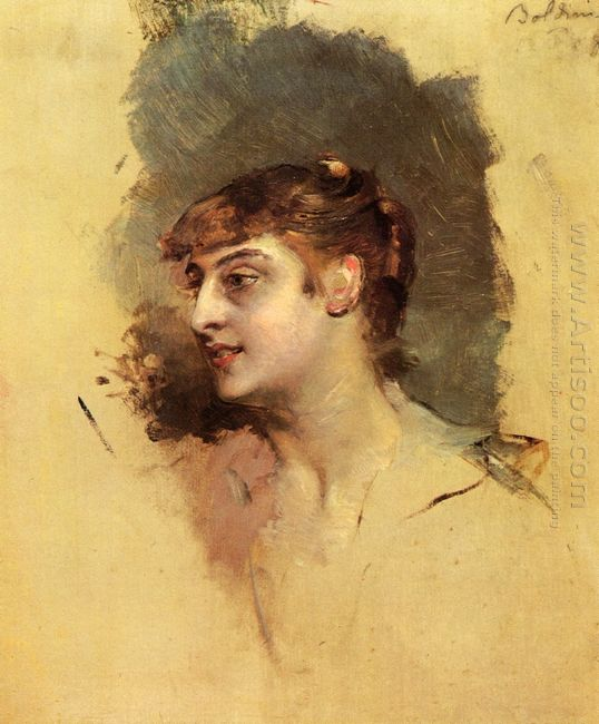 Portrait Of A Lady 1912 1