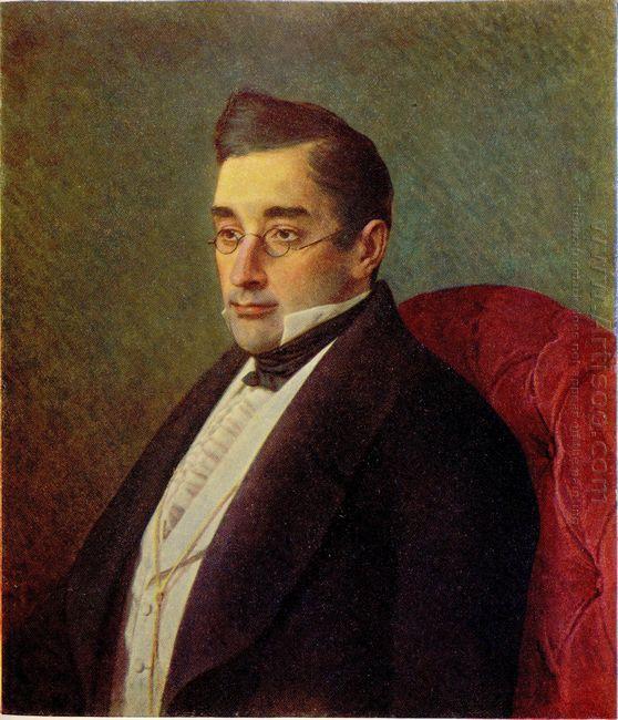 Portrait Of Alexandr Griboyedov
