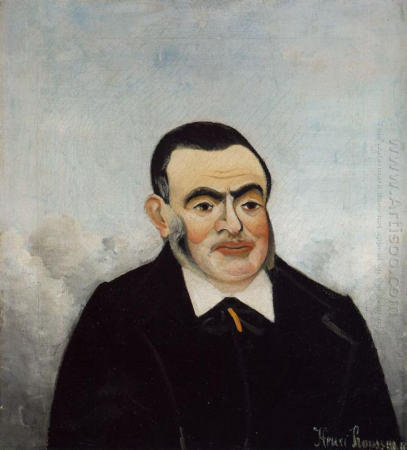 Portrait Of A Man 1905