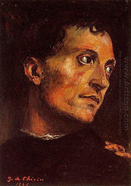 Portrait Of A Man 1965