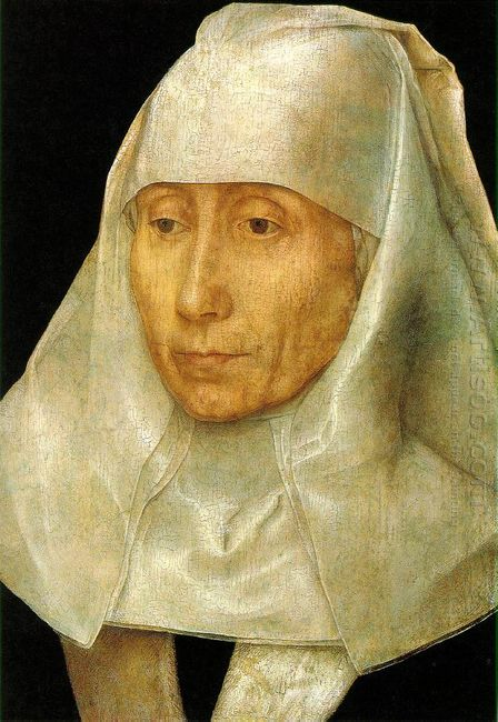 Portrait Of An Old Woman 1470
