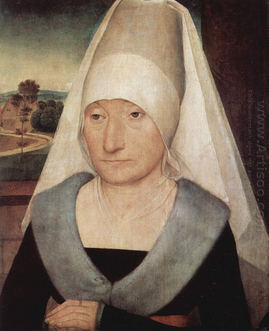 Portrait Of An Old Woman 1472