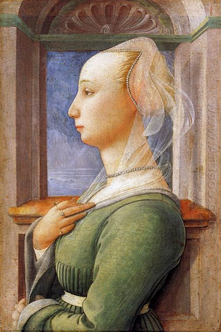 Portrait Of A Woman 1440