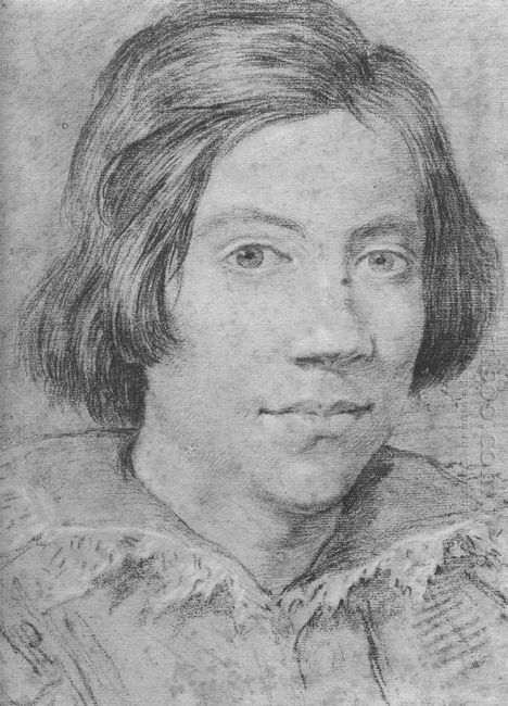 Portrait Of A Young Man 1630