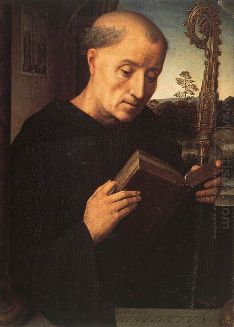Portrait Of Benedetto Di Tommaso Portinari 1487