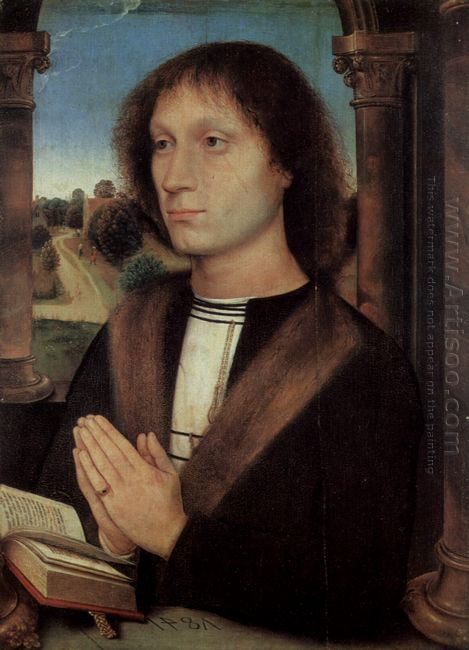 Portrait Of Benedetto Portinari 1487