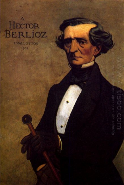 Portrait Of Berlioz 1902