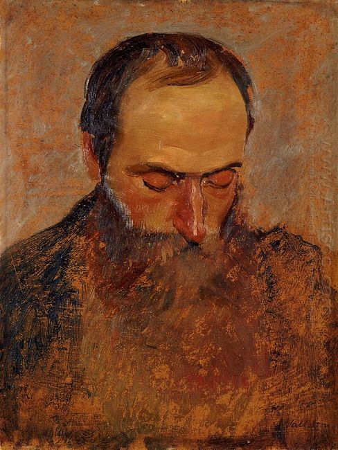 Portrait Of Edouard Vuillard 1893