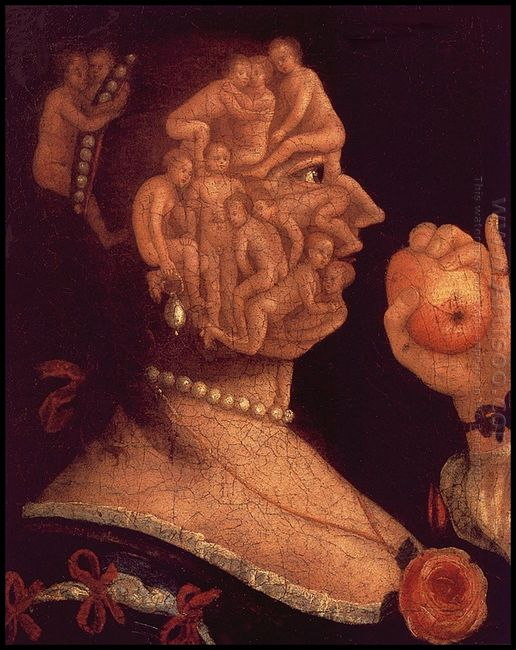 Portrait Of Eve 1578