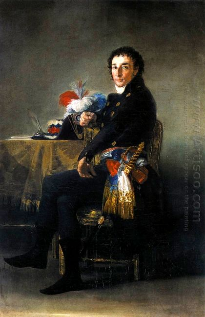 Portrait Of Ferdinand Guillemardet 1798