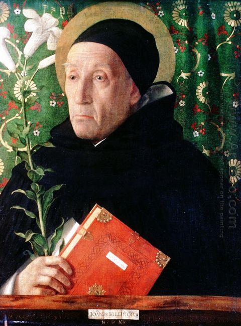 Portrait Of Fra Theodoro Da Urbino 1515