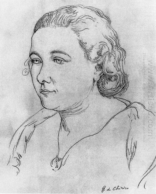 Portrait Of Graziella