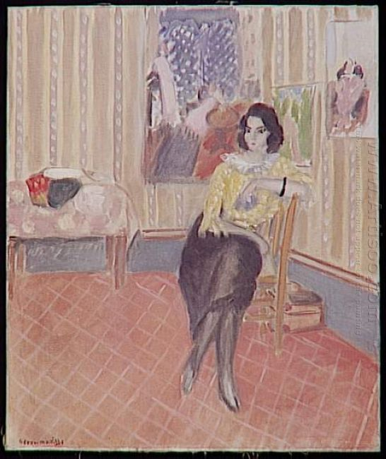 Portrait Of His Daughter Margaret