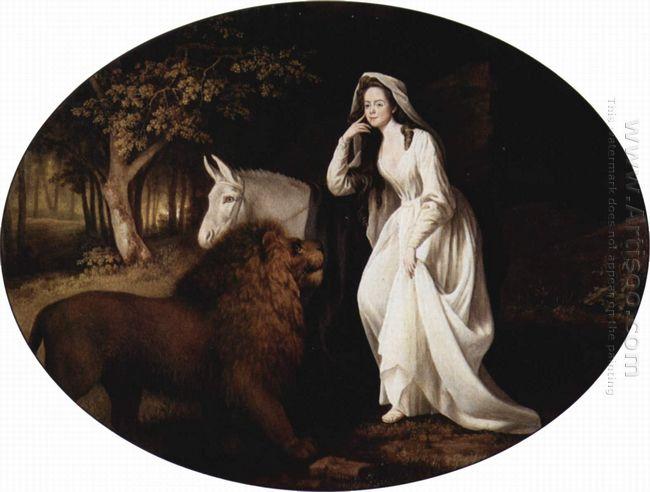 Portrait Of Isabella Saltonstall