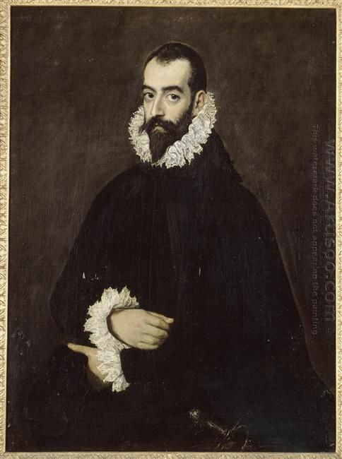 Portrait Of Juan Alfonso De Pimentel Y Herrera