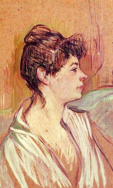 Portrait Of Marcelle 1894
