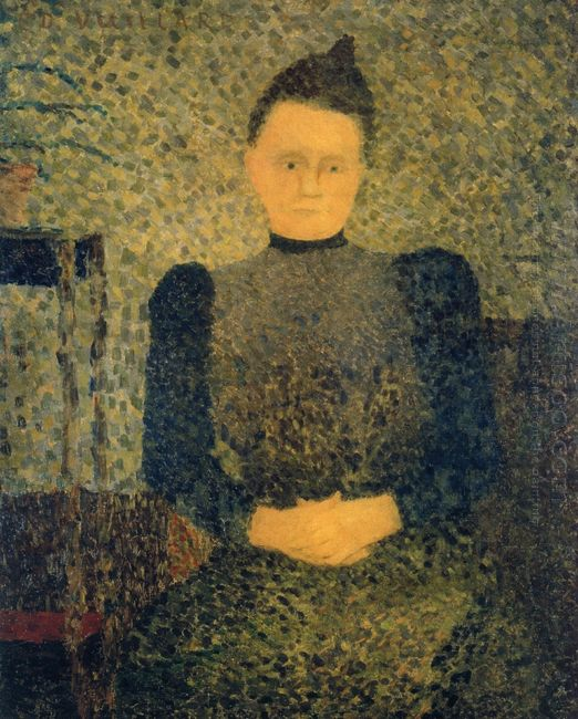 Portrait Of Marie Vuillard