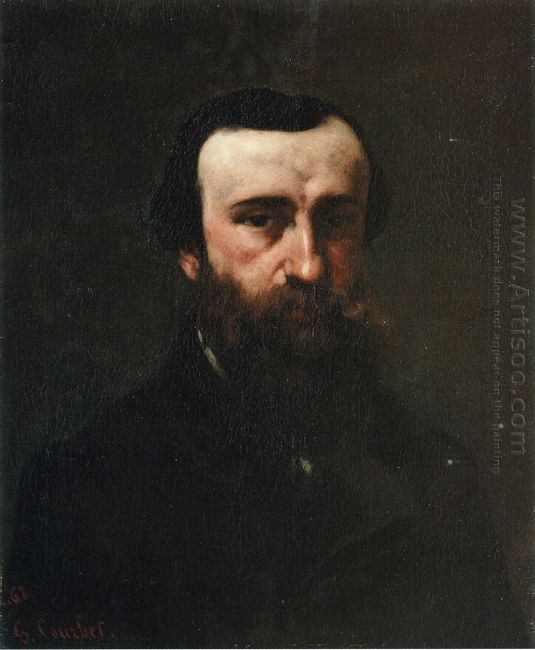 Portrait Of Monsieur Nicolle 1862