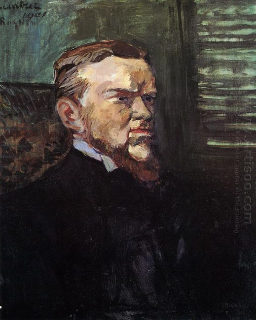 Portrait Of Octave Raquin 1901