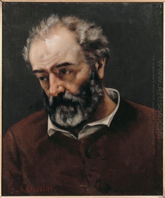 Portrait Of Paul Chenavard