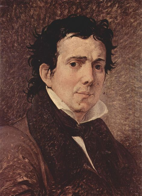 Portrait Of Pompeo Marchesi 1830