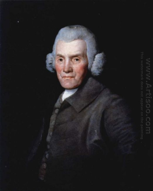 Portrait Of Richard Wedgewood