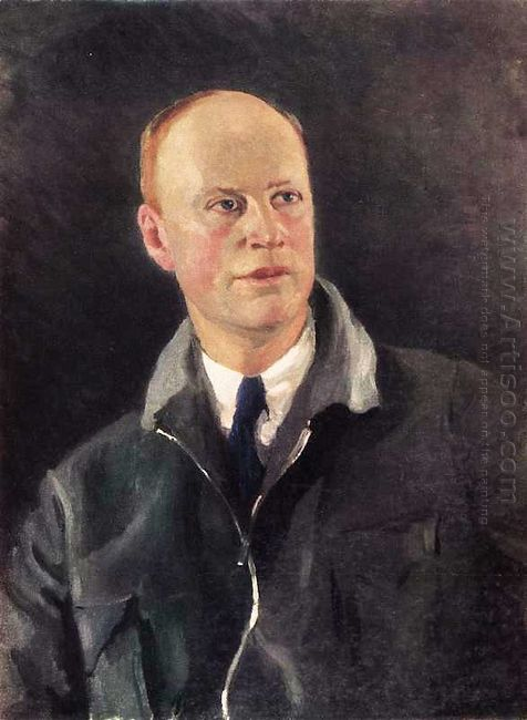 Portrait Of Sergei Prokofiev