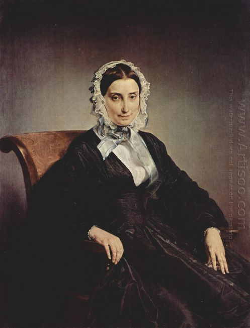 Portrait Of Teresa Borri