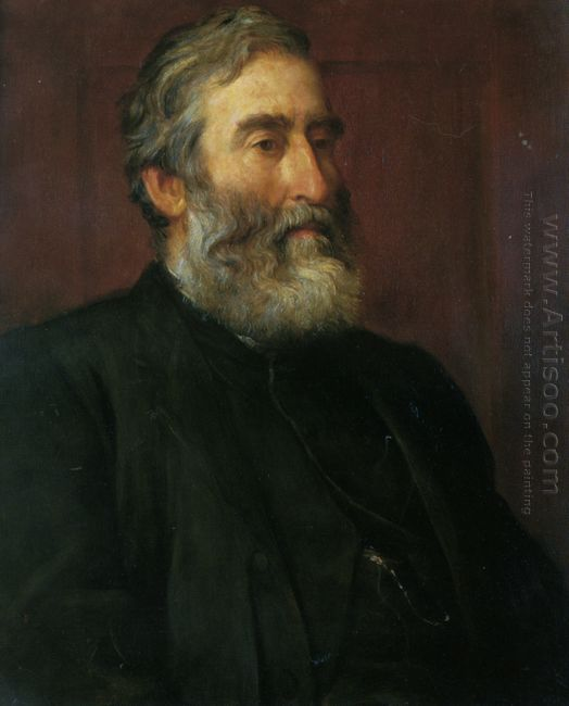 Portrait Of The Reverend Harry Jones