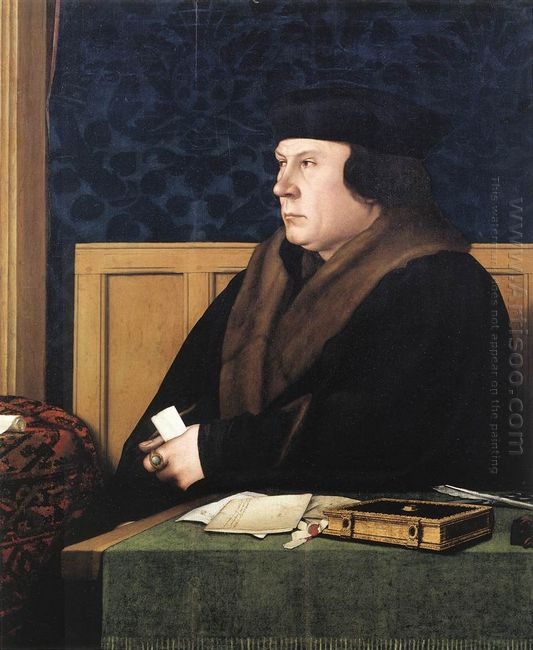 Portrait Of Thomas Cromwell