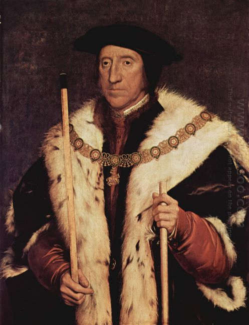 Portrait Of Thomas Howard 1539