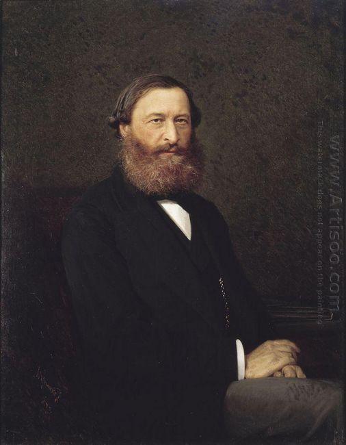 Portrait Samarin 1878