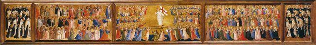 Predella Of The San Domenico Altarpiece 1424