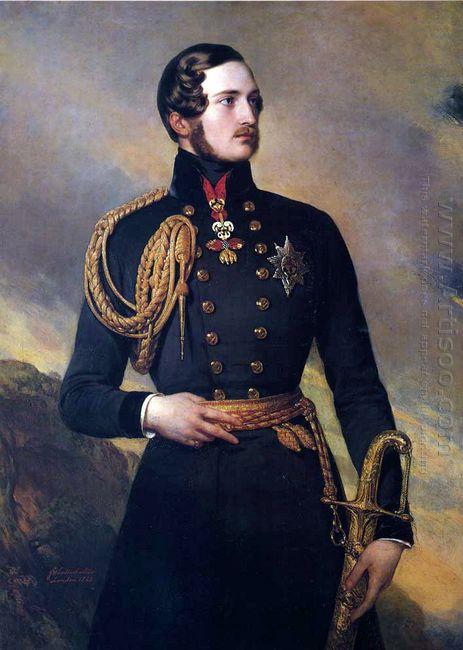 Prince Albert 1842