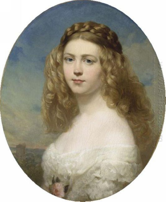 Princess Amelia Of Bavaria