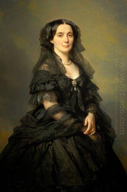 Princess Kotschoubey 1860