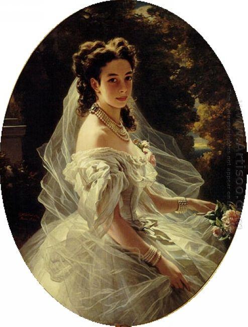 Princess Pauline De Metternich