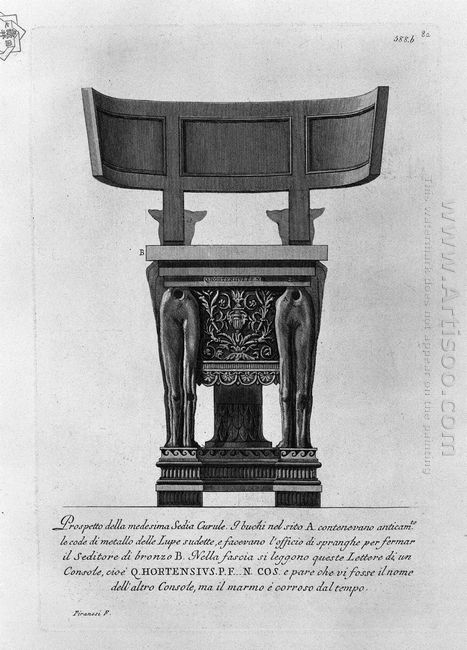 Prospectus Of The Same Chair