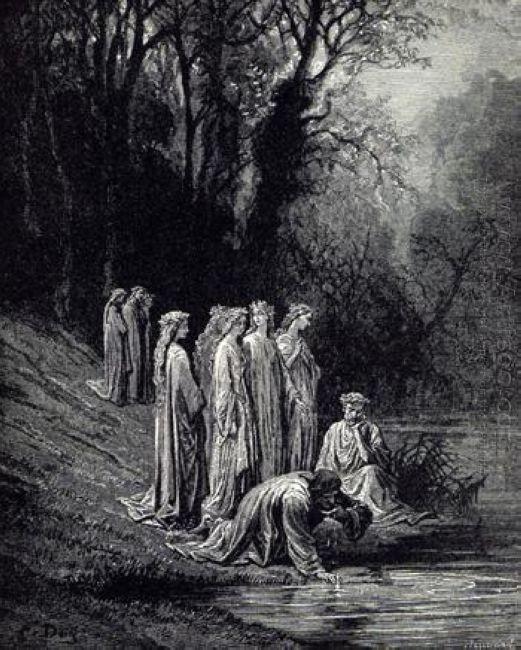 Purgatorio Canto 33
