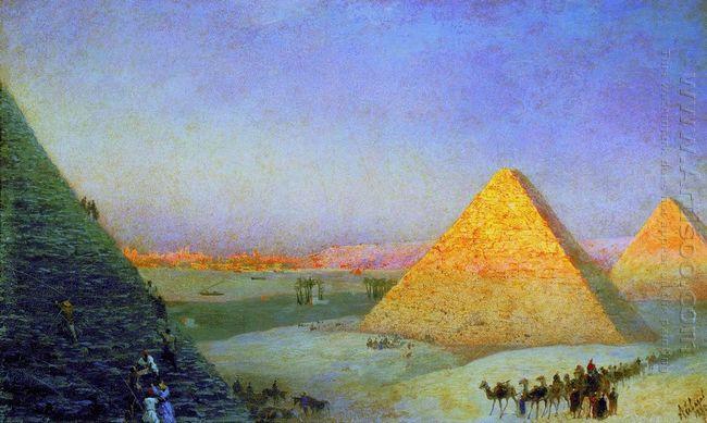 Pyramids 1895