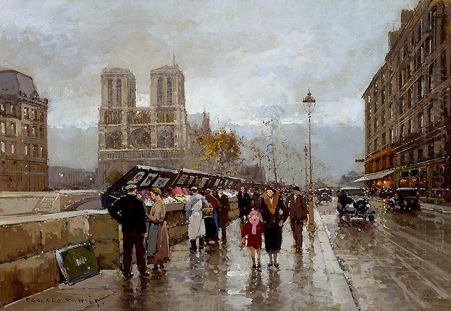 Quay Saint Michel
