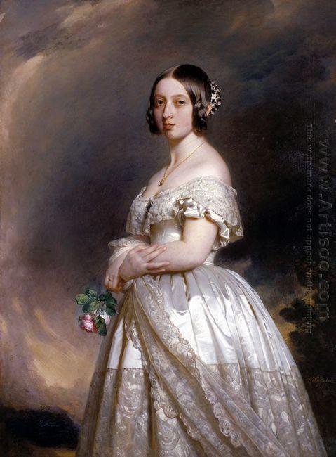 Queen Victoria 1842 1