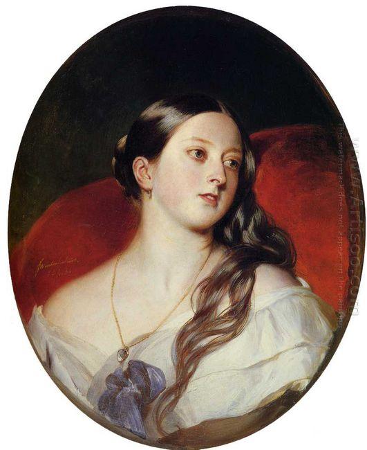 Queen Victoria 1843