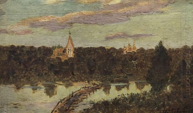 Quiet Cloister 1890 2