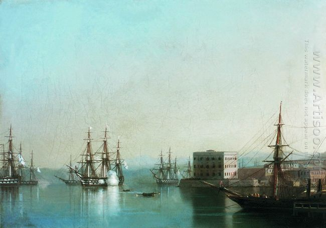 Raid On Sevastopol 1852