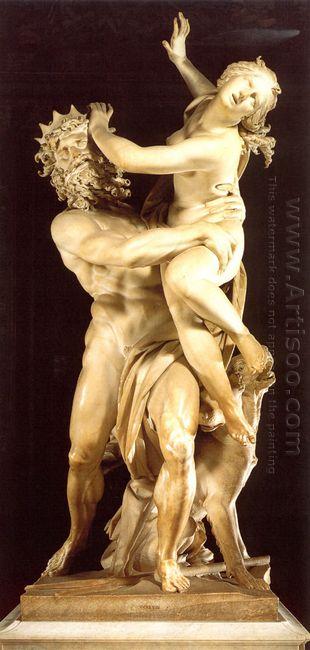 Rape Of Proserpine 1622