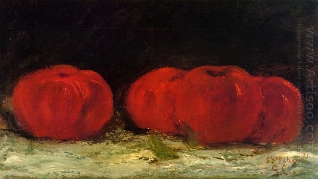 Red Apples 1871
