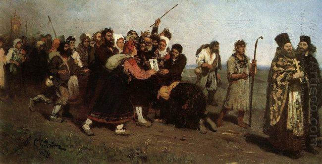 Religious Procession 1877