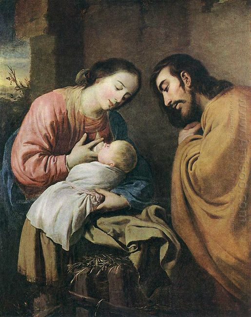 Rest On The Flight To Egypt 1659