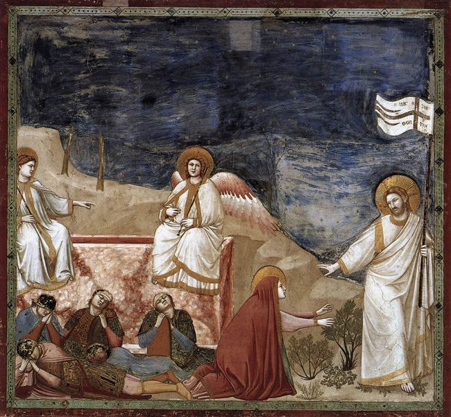 Resurrection Noli Me Tangere